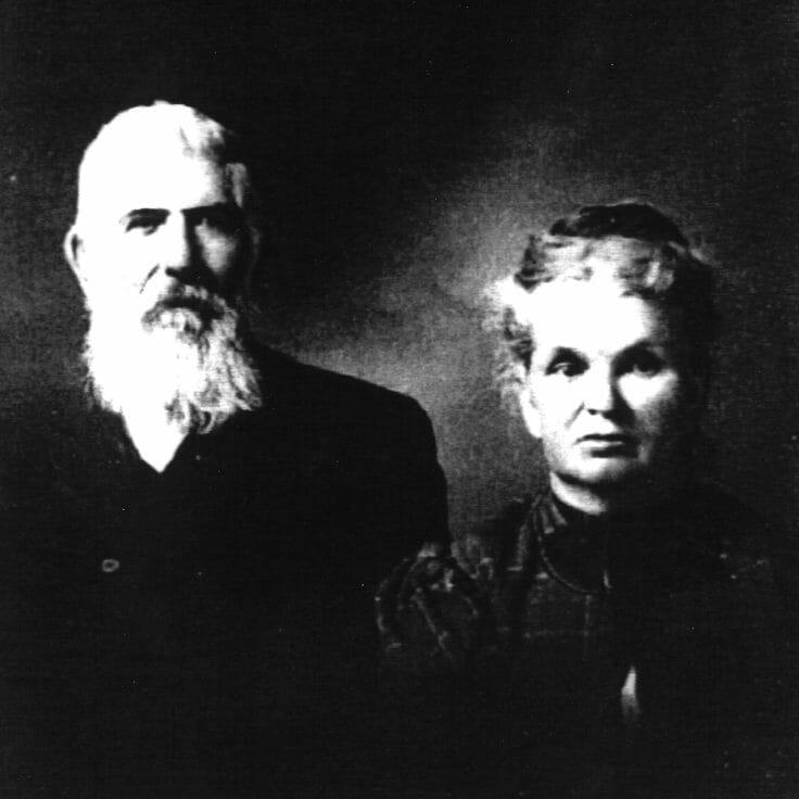 Doc and Clarissa Huson